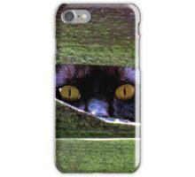 Peeping Tom iPhone Case/Skin