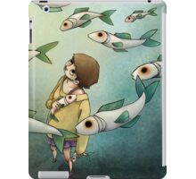 Fish Ghost iPad Case/Skin