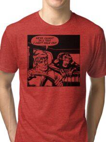 Suspicious Minds Tri-blend T-Shirt