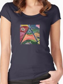 The Joy of Design V Women's Fitted Scoop T-Shirt
