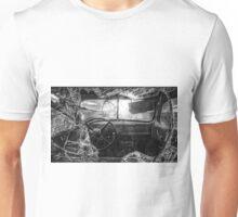 Seen Better Days - BW Unisex T-Shirt