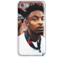 21Savage & Metro Boomin iPhone Case/Skin