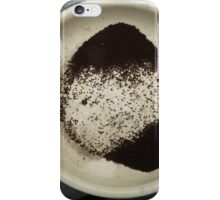 Result of two seeds bulbs only iPhone Case/Skin