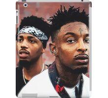 21Savage & Metro Boomin iPad Case/Skin