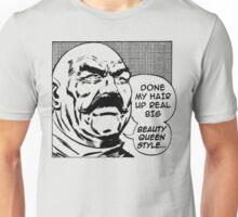 Big Beauty Queen Style! Unisex T-Shirt