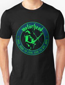 Motorhead (Born to lose) Colour Unisex T-Shirt