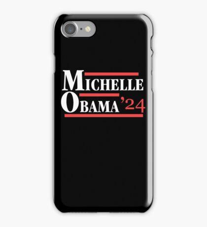 Michelle Obama 2024 iPhone Case/Skin