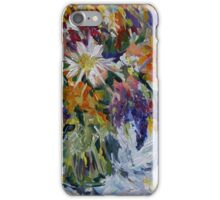 Flowers to Market  iPhone Case/Skin