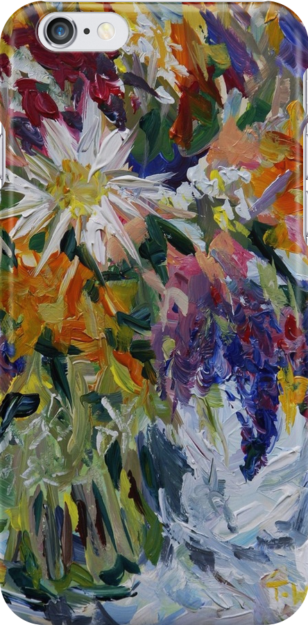 Flowers to Market  by TerrillWelch