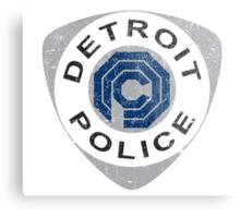 Detroit Police - Robocop Metal Print