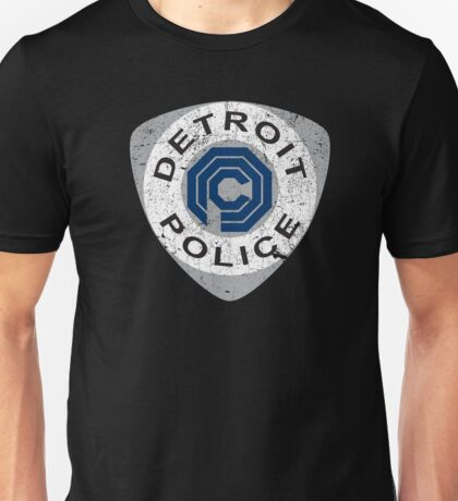 Detroit Police - Robocop Unisex T-Shirt