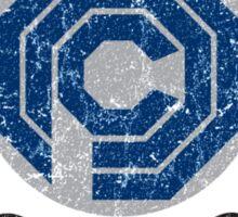 Detroit Police - Robocop Sticker