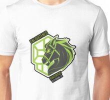Enlightened Interitus Dark Horse Logo Unisex T-Shirt