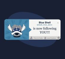 Blue Shell Is Following You by Prander84