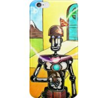 First Contact iPhone Case/Skin