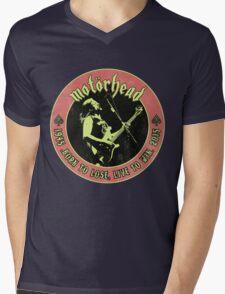 Motorhead (Born to lose) Vintage Mens V-Neck T-Shirt