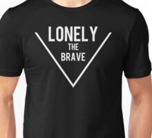 Lonely the brave Unisex T-Shirt