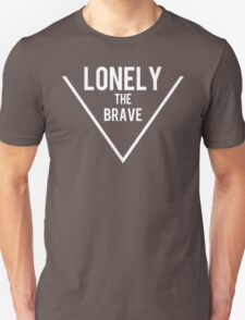 Lonely the brave T-Shirt