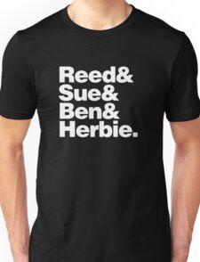Reed&Sue&Ben&...Herbie! T-Shirt
