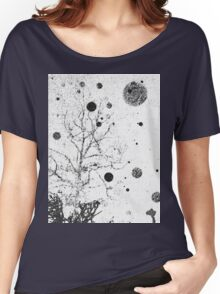 Orb Reporting Photograph #6 Women's Relaxed Fit T-Shirt
