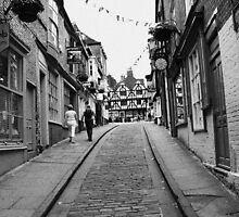 Steep Hill  by jaoxley