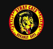 Stray Cats  (Runaway Boys) Colour Unisex T-Shirt