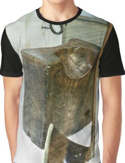 Execution Equipment at the Tower Graphic T-Shirt