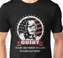 QUINT 2016 JAWS SHARKIN Unisex T-Shirt