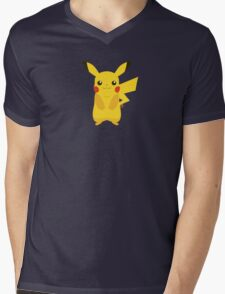 Pokemon GO - Pikachu Mens V-Neck T-Shirt