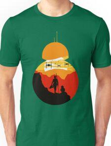 Star Wars VII - BB8 & Rey 2 Unisex T-Shirt
