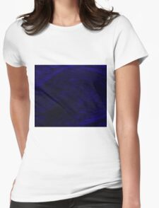 Midnight Yarn Womens Fitted T-Shirt