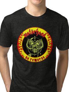 Motorhead (No Remorse) Colour Tri-blend T-Shirt
