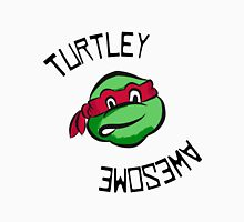 Turtley Awesome TMNT Cartoon Style Raph Unisex T-Shirt