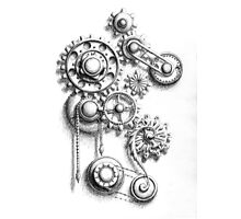 Cogs #5 Photographic Print