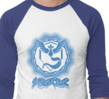 Team Mystic - Pokémon Go Men's Baseball ¾ T-Shirt