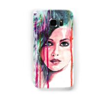 Look me in the eye Samsung Galaxy Case/Skin