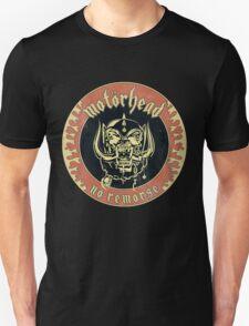 Motorhead (No Remorse) Vintage 2 Unisex T-Shirt