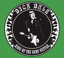 Dick Dale (King of the surf guitar) Baby Tee