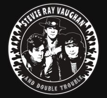 Stevie Ray Vaughan & Double Trouble Baby Tee