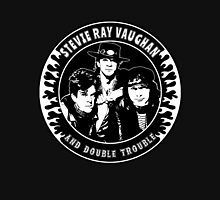 Stevie Ray Vaughan & Double Trouble Unisex T-Shirt