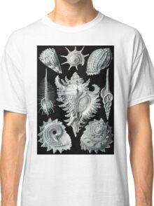 Ernst Haeckel Seashells Classic T-Shirt