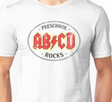 Vintage Preschool Rocks - light Unisex T-Shirt