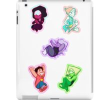 The Crystal Gems iPad Case/Skin
