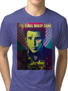 I'LL CALL BILLY ZANE DON ATARI SHIRT ZOOLANDER 2 Tri-blend T-Shirt