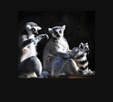 Ring-tailed Lemur Family Unisex T-Shirt