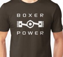 Boxer Power Unisex T-Shirt