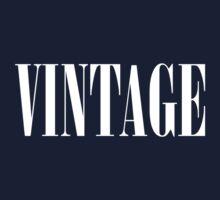 Vintage One Piece - Short Sleeve