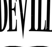 The Vaudevillains Sticker