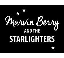 Marvin Berry & The Starlighters – BTTF, Marty McFly Photographic Print