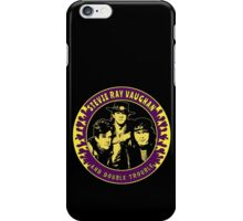 Stevie Ray Vaughan & Double Trouble Colour 2 iPhone Case/Skin